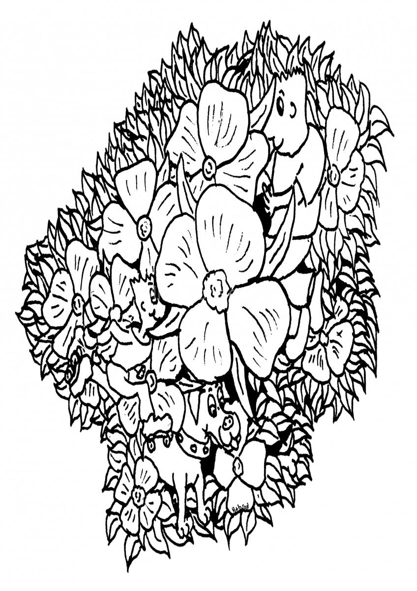 Flower-Wandering