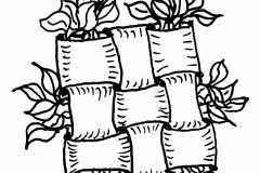 Flower-Weave-pattern001